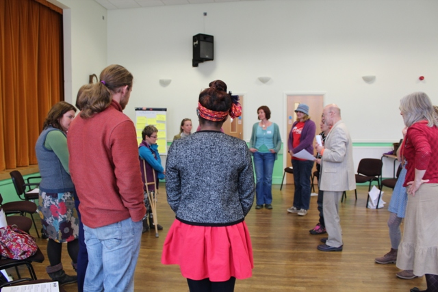 Disability Arts and Equality Training for artists