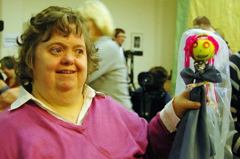 The launch of Space coincided with International Day of Disabled People celebrations