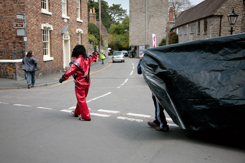 Live performances and arts in Shropshire