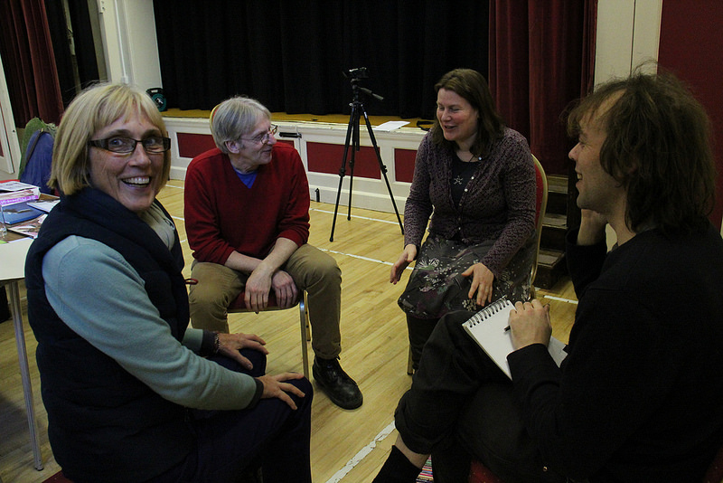 Disability Art and Equality Training workshop in Shropshire