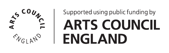DASH receives funding from Arts Council England